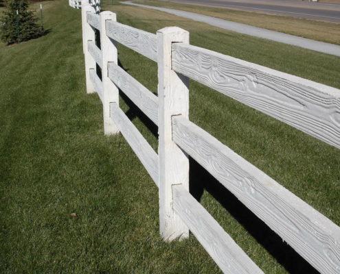 """Декоративный забор """"Ранчо"""""""