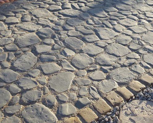 Тротуарная плитка Мулл Коббл