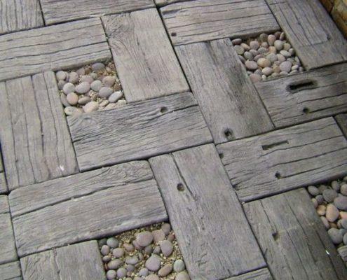 Тротуарная плитка Тимбер