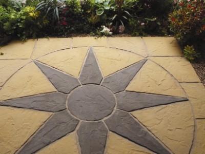 Патио зона «Звезда»